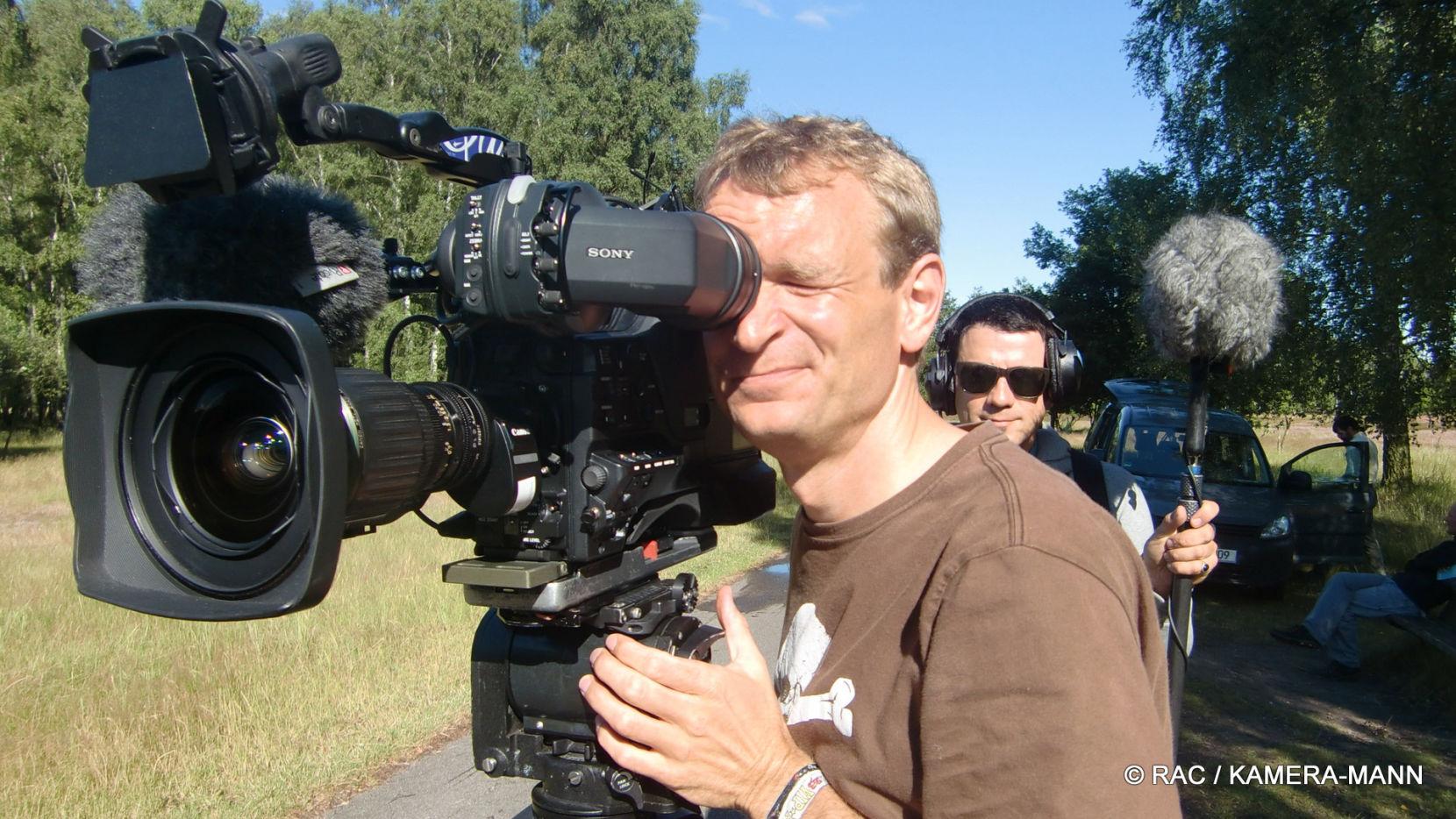 Hamburg Kameramann Torsten Gerbsch / erfahrener TV